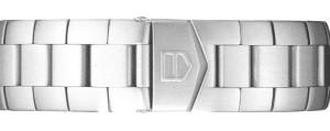 TAG Heuer Kirium Mens Brushed Bracelet BA0700