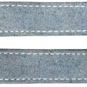 TAG Heuer Monaco 22mm Blue Denim Strap FC6211