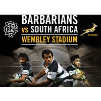 Barbarians v South Africa (Price Level 3)