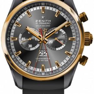 Zenith El Primero Rattrapante 78.2050.4026/91.R530