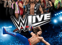 WWE Live 2019 tickets
