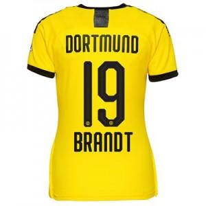 BVB Home Shirt 2019-20 – Womens with Brandt 19 printing