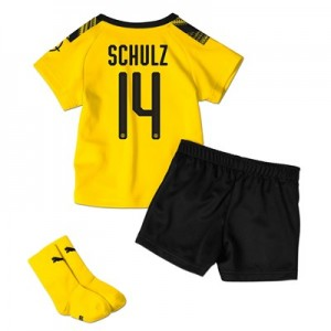 BVB Home Baby Kit 2019-20 with Schulz 14 printing