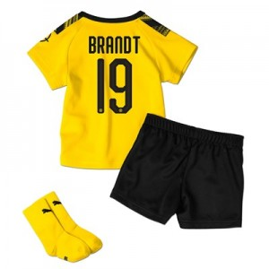 BVB Home Baby Kit 2019-20 with Brandt 19 printing