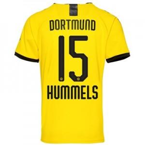 BVB Home Shirt 2019-20 with Hummels 15 printing