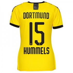BVB Home Shirt 2019-20 – Womens with Hummels 15 printing