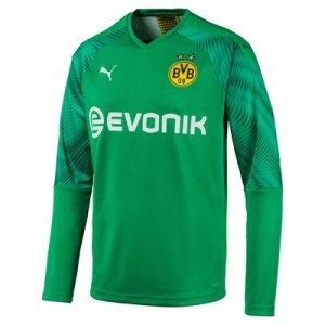 BVB Home Goalkeeper Shirt 2019-20 – Long Sleeve