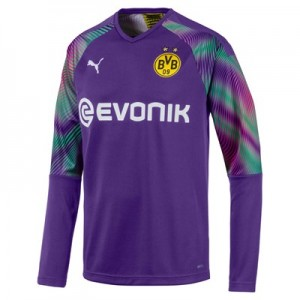 BVB Away Goalkeeper Shirt 2019-20 – Long Sleeve