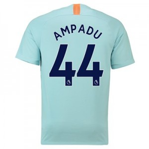 Chelsea Third Stadium Shirt 2018-19 with Ampadu 44 printing