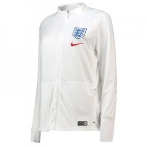 England Anthem Squad Jacket – White – Womens