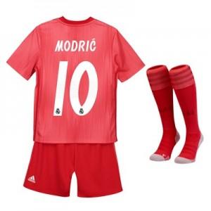 Real Madrid Third Mini Kit 2018-19 with Modric 10 printing