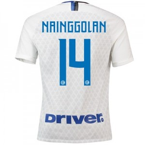 Inter Milan Away Vapor Match Shirt 2018-19 with Nainggolan 14 printing