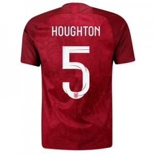 England Away Stadium Shirt 2019-20 – Men's with Houghton 5 printing
