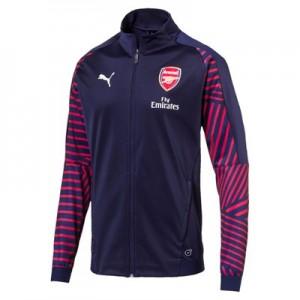 Arsenal Training Stadium Jacket – Navy