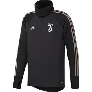 Juventus Training Warm Top – Black