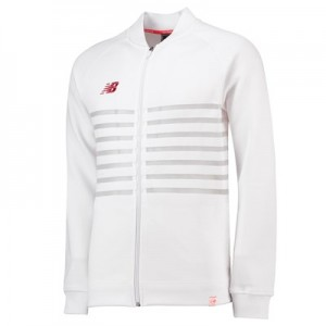 New Balance Pinnacle Tech Training Jacket – White