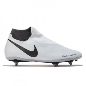 Nike Phantom Vision Academy Dynamic Fit Soft Ground Football Boots – Grey