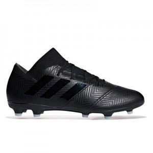 adidas Nemeziz 18.2 Firm Ground Football Boots – Black