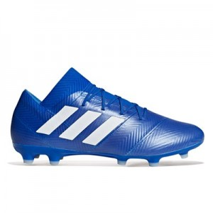 adidas Nemeziz 18.2 Firm Ground Football Boots – Blue