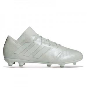 adidas Nemeziz 18.2 Firm Ground Football Boots – Silver