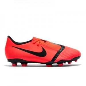 Nike Phantom Venom Academy Firm Ground Football Boots – Red – Kids