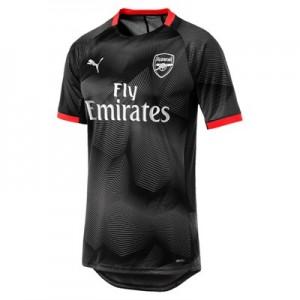 Arsenal Training Stadium Jersey – Black