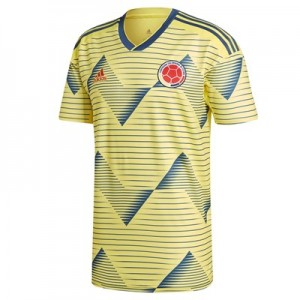 Colombia Home Shirt 2019 – Copa America