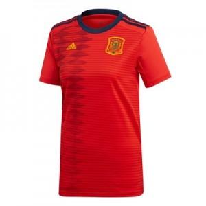 Spain Home Shirt 2019 – Womens
