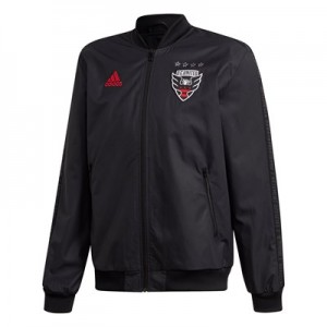 DC United Anthem Jacket – Black