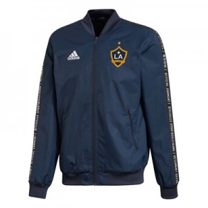 LA Galaxy Anthem Jacket – Black