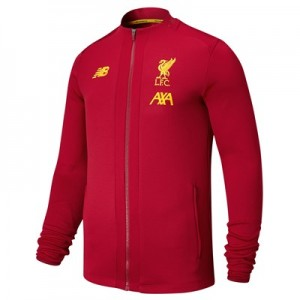 Liverpool Game Jacket – Red