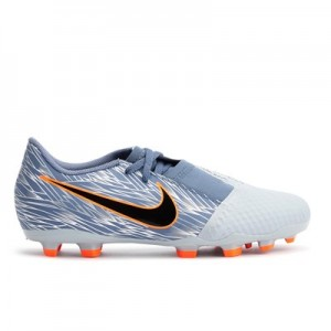 Nike Phantom Venom Academy Firm Ground Football Boots – Grey – Kids