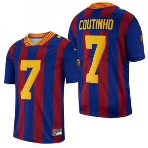Barcelona x NFL Limited Edition Team Jersey