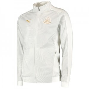 Newcastle United Stadium Jacket – White