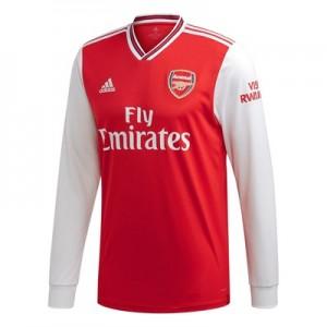 Arsenal Home Shirt 2019-20 – Long Sleeve