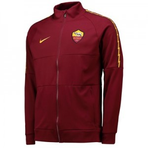AS Roma I96 Track Jacket – Red
