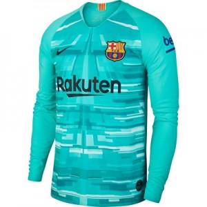 Barcelona Goalkeeper Stadium Shirt – Long Sleeve