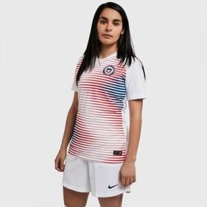 Chile Away Stadium Shirt 2019-20 – Women's