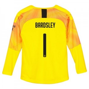 Manchester City Cup Third Goalkeeper Shirt 2019-20 – Kids with Bardsley 1 printing