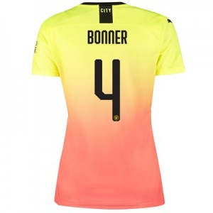 Manchester City Cup Third Shirt 2019-20 – Womens with Bonner 4 printing