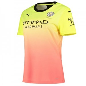 Manchester City Authentic Third Shirt 2019-20 – Womens