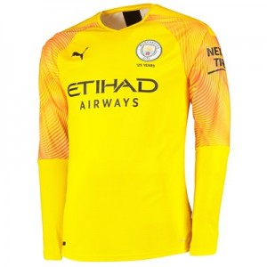 Manchester City Third Goalkeeper Shirt 2019-20
