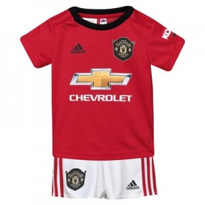 Manchester United Home Baby Kit 2019 - 20