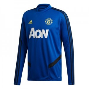 Manchester United LS Training Top – Blue