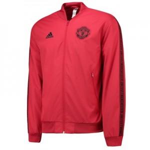 Manchester United Anthem Jacket – Red