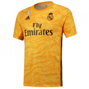Real Madrid Home GK Shirt 2019 – 20