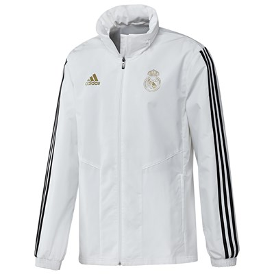Real Madrid All Weather Jacket – White