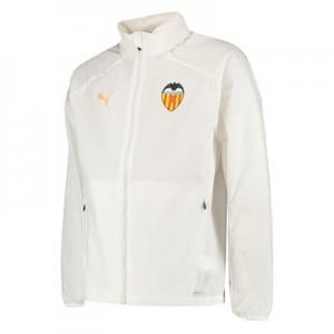 Valencia CF Training Rain Jacket – White