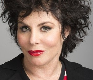 Ruby Wax at Leas Cliff Hall