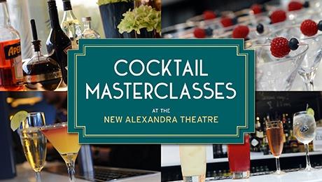 Cocktail Masterclass – The Bodyguard at The Alexandra Theatre, Birmingham